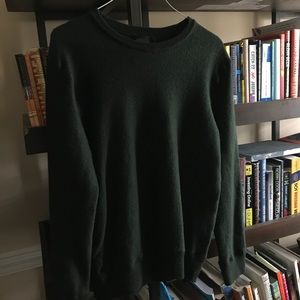 Authentic Magaschoni Sweater Woodland Green